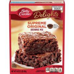Supreme Original Brownie Mix