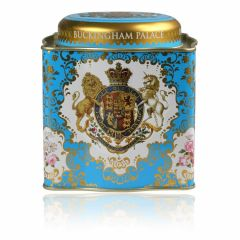 Coat of Arms Tea Caddy