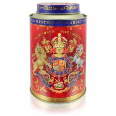 Buckingham Palace Coronation Tea Caddy