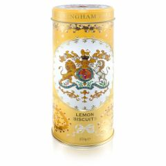 Buckingham Palace Lemon Shortbread Biscuit Tin
