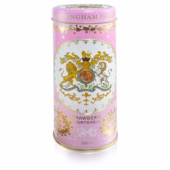 Buckingham Palace Strawberry & Clotted Cream Shortbread Biscuit Tin