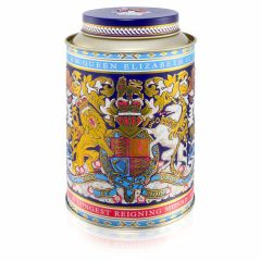 Longest Reigning Monarch Tea Caddy
