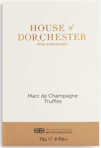 6 Pieces Marc de Champagne Truffles