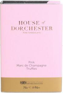 Pink Marc De Champagne Truffles Book Box