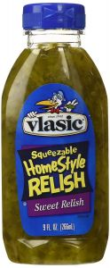 Home Style Sweet Relish Squeezable Bottle