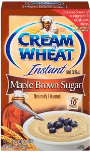 Instant Maple Brown Sugar Hot Cereal
