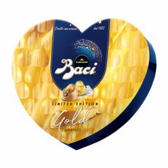 Baci Limited Edition Gold Caramel Heart