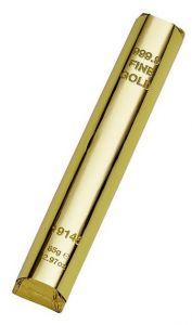 999.9 Gold Milk Chocolate Bar