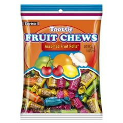 Fruit Chews Assorted Fruit Rolls