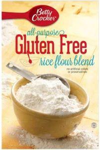 All Purpose Gluten Free Rice Flour Blend
