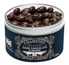 Dark Chocolate Almonds Gift Box