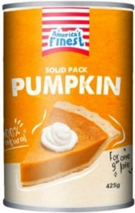 America's Finest Pumpkin Puree