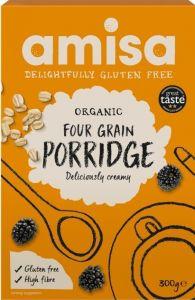 Organic Gluten Free 4 Grain Porridge