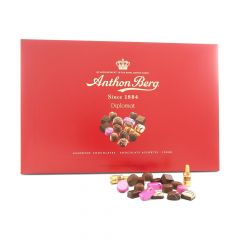Anthony Berg Diplomat Assorted Chocolates 1KG