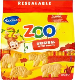 Original Zoo Biscuits