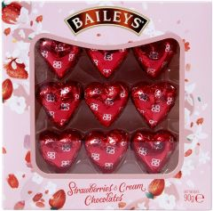 Bailey's Strawberries & Cream Chocolate