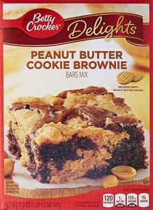 Peanut Butter Cookie Brownie Mix