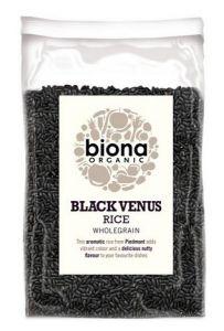 Black Venice Rice