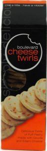 Cheese Twirls