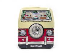 Clotted Cream Fudge In Red Mine Van