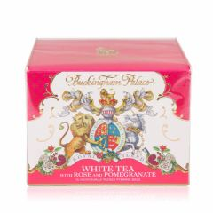 White Tea with Rose and Pomegranate