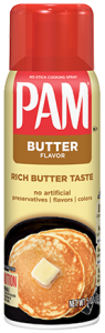 Butter Non-Stick Cooking Spray