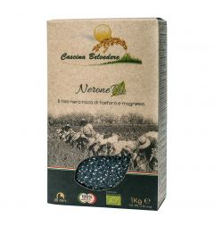 Organic Wholegrain Black Rice