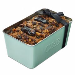 Date & Walnut Loaf Cake Tin