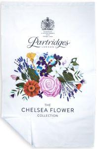 Chelsea Flower Tea Towel