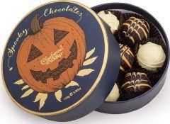 Spooky Halloween Truffles