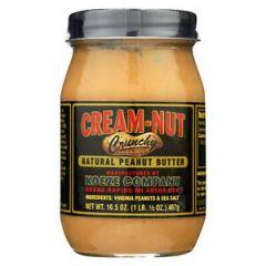 Cream Nut Crunchy Peanut Butter