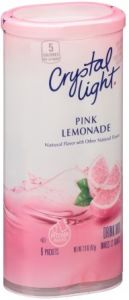 Natural Pink Lemonade