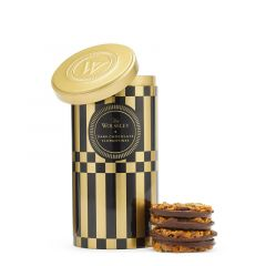 Dark Chocolate Florentines