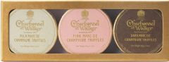 Mini Marc De Champagne Truffle Trio Gift Set