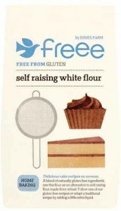 Gluten Free Self Raising White Flour