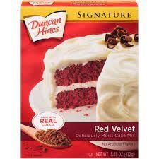perfectly moist red velvet