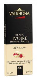 Ivoire Raspberry 35% Beurre de Cacao