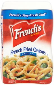 French Fried Crispy Onion