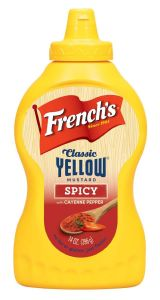 Spicy Yellow Mustard