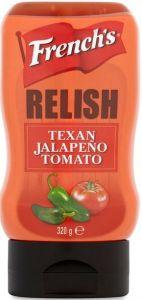 Texan Jalapeno Tomato Relish