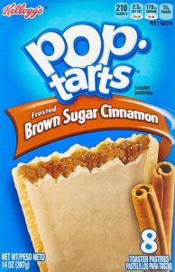 Pop-Tarts Frosted Brown Sugar Cinnamon