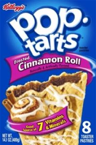 Pop-Tarts Frosted Cinnamon Roll