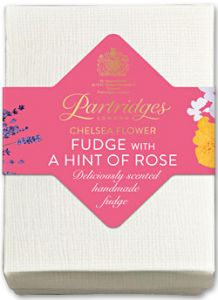 Chelsea Flower Rose Fudge