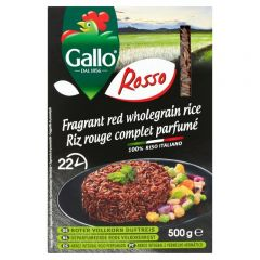 Red Wholegrain Rice