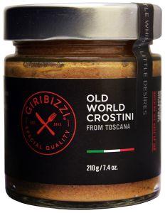 Old World Crostini