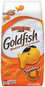 Goldfish Crackers (Cheddar)