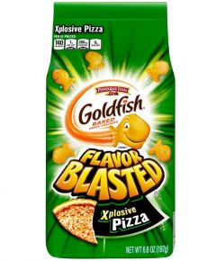 Goldfish Crackers (Cheesy Pizza)