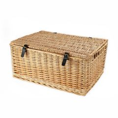 Large Wicker hamper (15 + items)