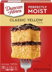 Classic Yellow Cake Mix