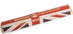Flying The Flag Fine Milk Chocolate Bar